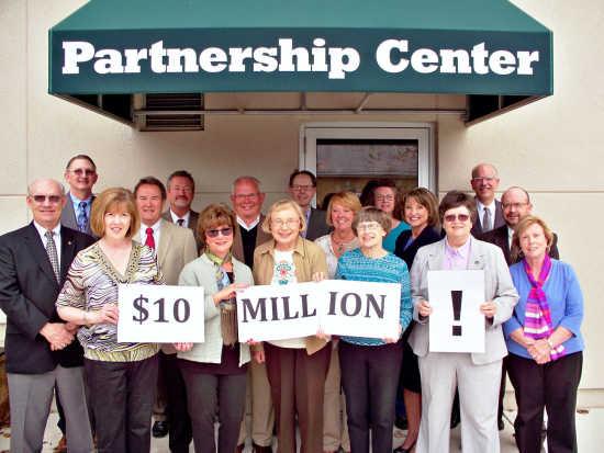Local News: Community Foundation reaches historic $10