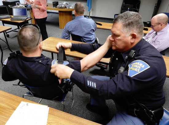 Local News: Putnamville troopers receive potentially