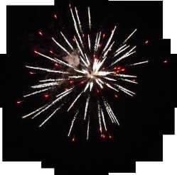 Local News: Public can watch fireworks at Raccoon, other