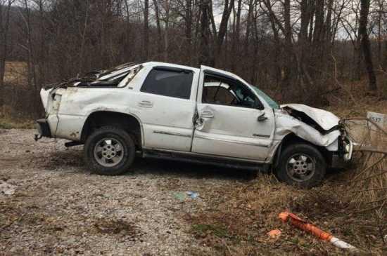 Local News: UPDATE: Local woman dies in single-vehicle crash
