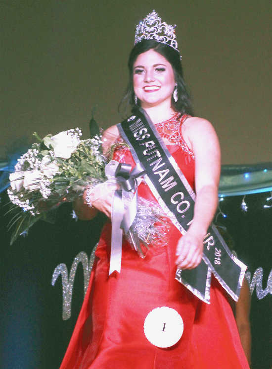 Local News: Fair Queen Bowling to compete for Miss Indiana