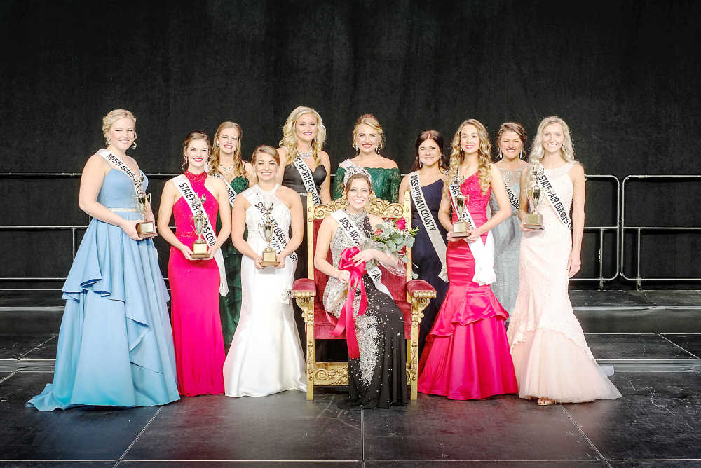 Local News: Bowling makes top 10 in State Fair Queen contest (1/8/19