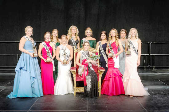 Local News: Bowling makes top 10 in State Fair Queen contest