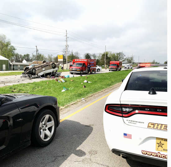 Local News: Accident on U S  40 claims life of Clayton woman