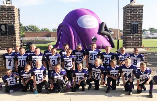 Community Sports: Youth football jamboree kicks off GYF season (8/8