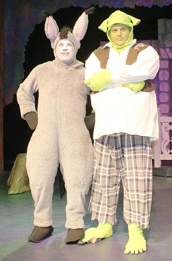 Local News Shrek To Open Thursday At Pcph 8 12 19 Greencastle Banner Graphic